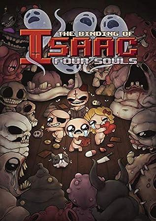 Juego de Cartas Four Souls, Studio 71 The Binding of Isaac -: Amazon.es: Juguetes y juegos