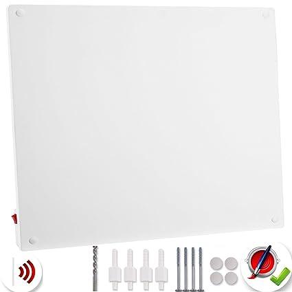 kesser® Calefacción por infrarrojos panel de pared Calefacción RADIADOR DE calefacción por infrarrojos 425 W