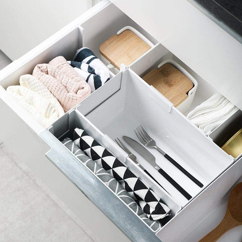 Kindlyperson - Caja de plástico para clasificar los armarios de la ...