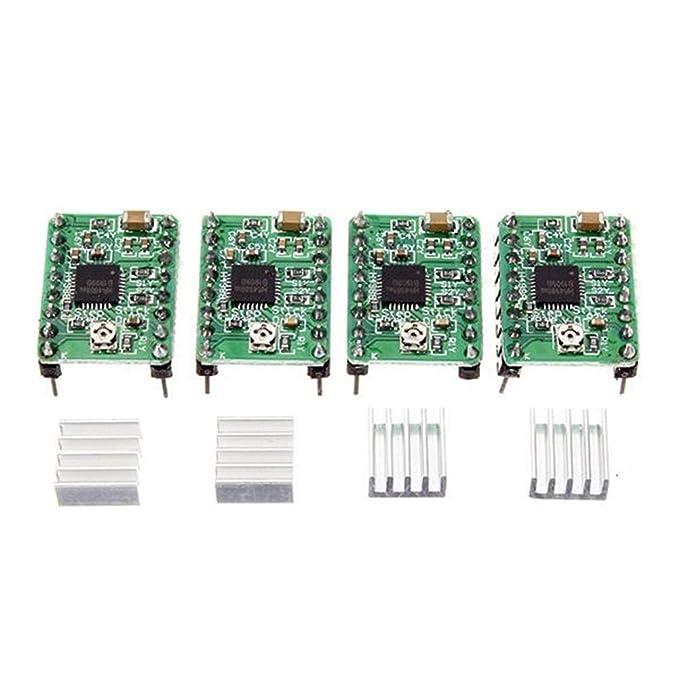 HDHUA Control Inalámbrico For Arduino Impresora 3D, Escudo V3 ...