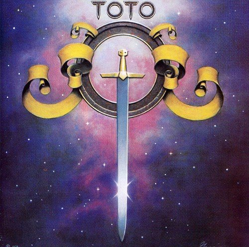 CD : Toto - Toto (Germany - Import)