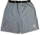 UConn Huskies Long Checked Boxer Shorts Board Shorts Jams (X-Large)