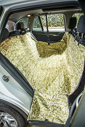 Pet Car Seat Covers And Giveaway