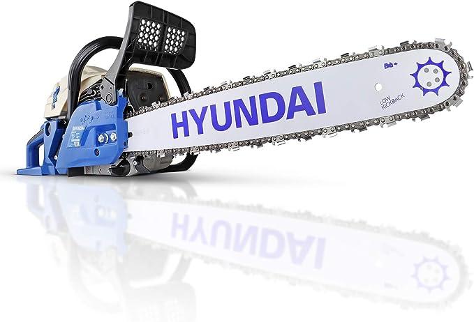 Hyundai 62cc Petrol Chainsaw - Fantastically Optimized Petrol Chainsaw