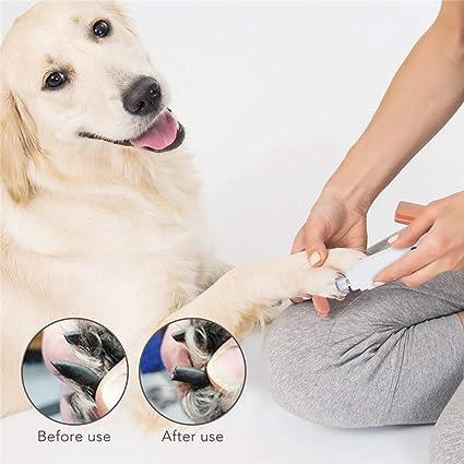 Amazon.com: Lljin - Molinillo de uñas eléctrico premium para ...