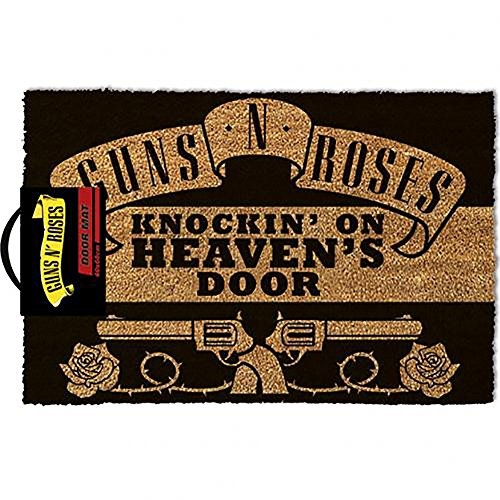 Guns N' Roses - Door Mat (Coir Mat Rose)