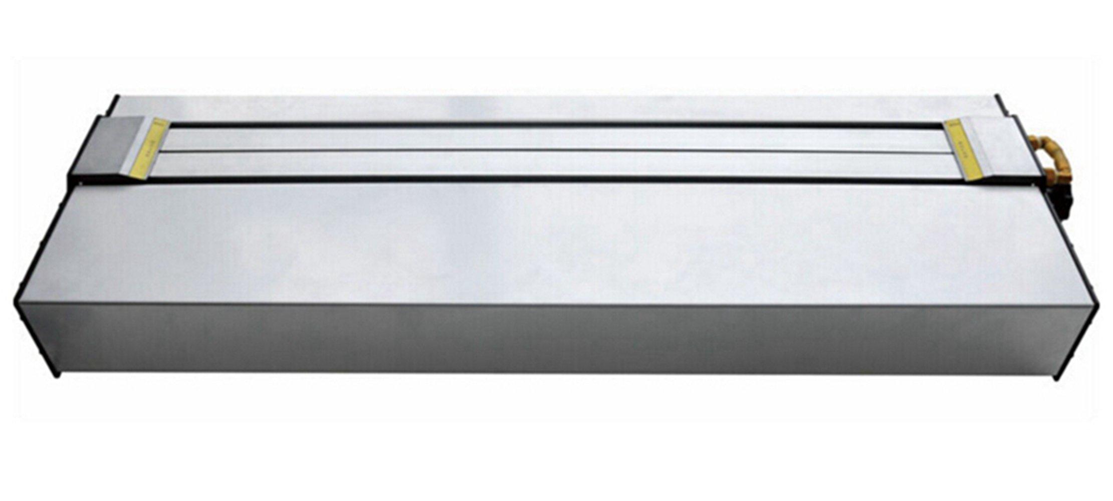 Welljun 1300mm Acrylic Plastic PVC Bending Machine with Infrared Ray Calibration 220V