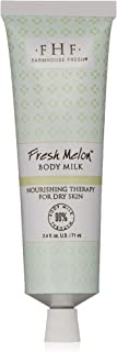 product image for FarmHouse Fresh Fresh Melon Body Milk, 2.4 Fl Oz