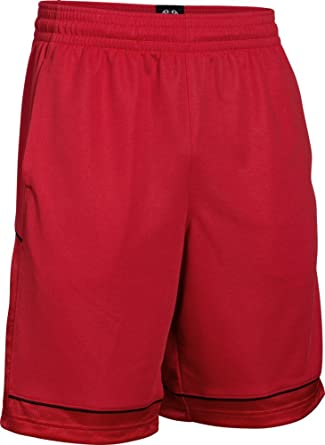 Under Armour Pantalones de Baloncesto para Hombre: Amazon.es ...