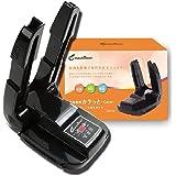 靴乾燥機 カラッと-carat- オゾン除菌 消臭 乾燥 タイマー付き 各種シューズに対応ロングブーツ可 PSE認証済みで安心 取扱説明書付き1年保証付き