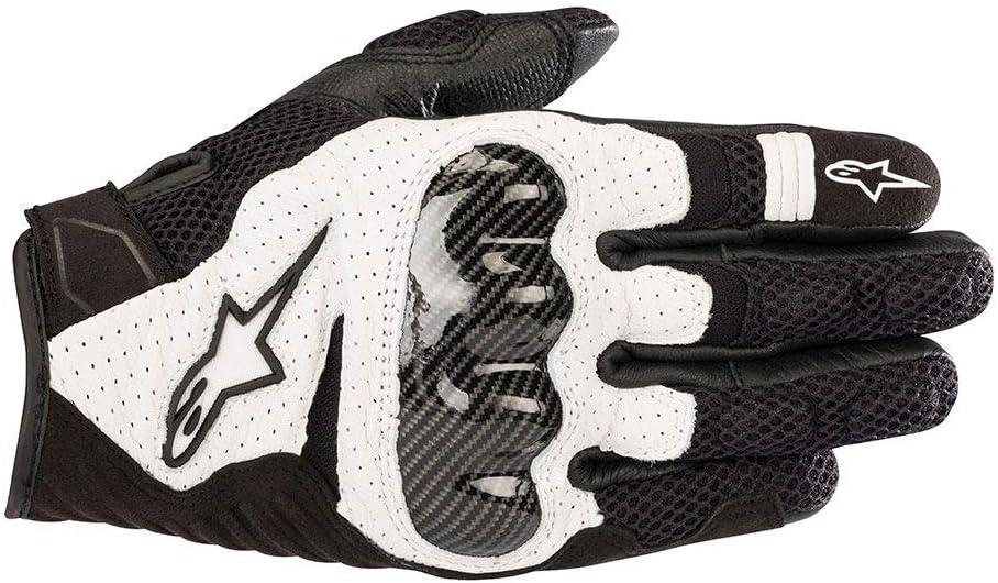 Noir Alpinestars Gants moto Crosser Air Touring Glove Black Black M