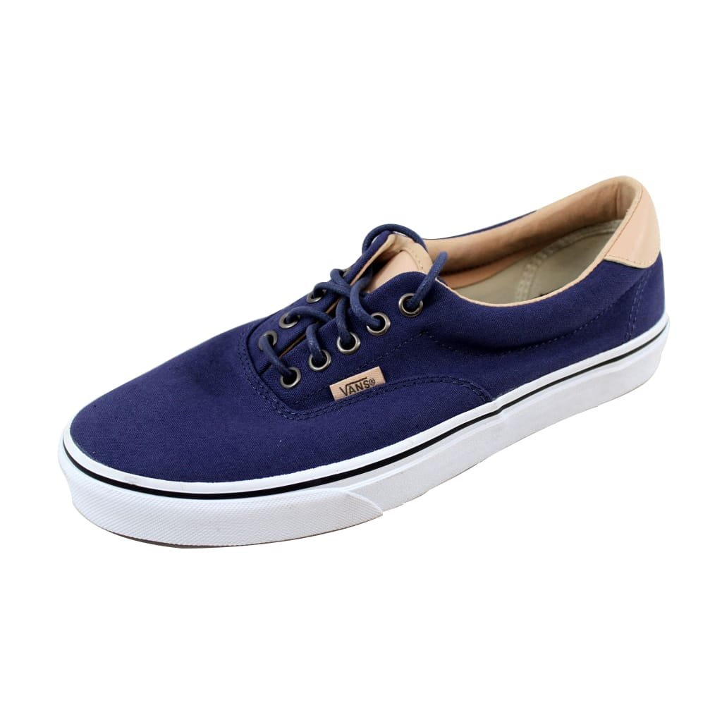 【VANS】バンズ/ERA エラ VN-0UC6DCT メンズシューズ/26.0cm27.5cm/Dark ShadowDress Blues/2カラー B01I26FA8U 13.5 B(M) US Women / 12 D(M) US Men|Crown Blue/Tan Crown Blue/Tan 13.5 B(M) US Women / 12 D(M) US Men