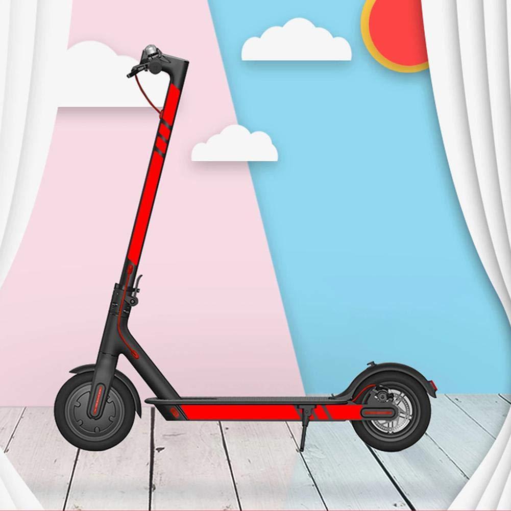 Adesivi styling riflettenti per scooter elettrici Xiaomi M365 Accessori scooter