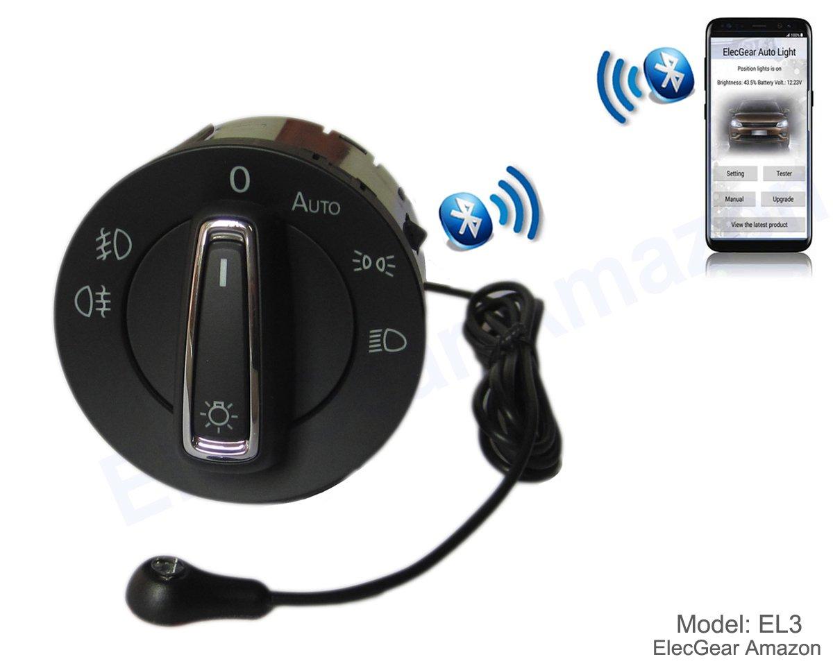 Automatiklicht Lichtsensor Steuermodul Lichtschalter: Amazon.de ...
