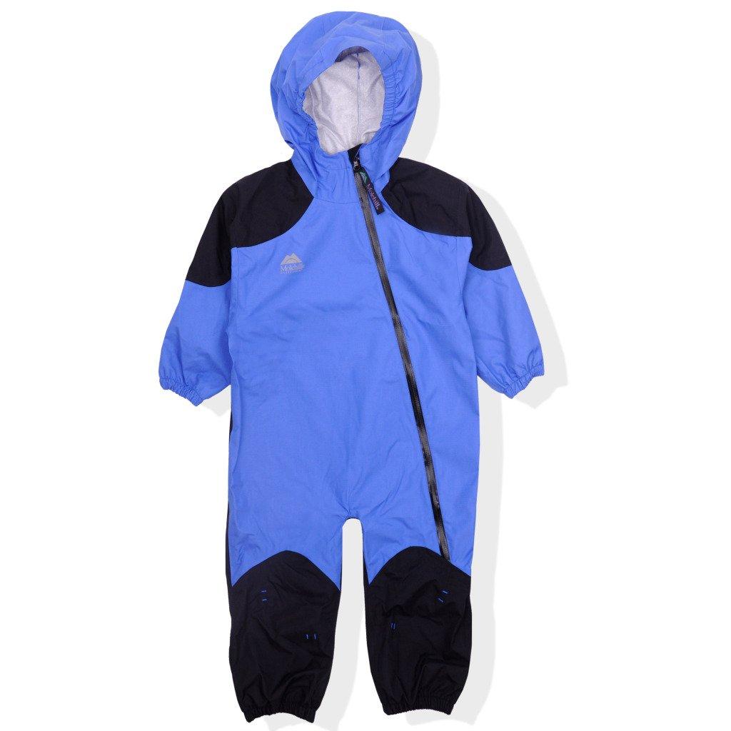 Molehill Boys Waterproof Rain Suit (Infant/Toddler) Celestial Blue 3/9 mos MH-13-4000-03/09