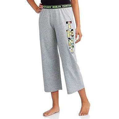 Pantalones de pijama de las mujeres jš®venes de Ninja de las ...