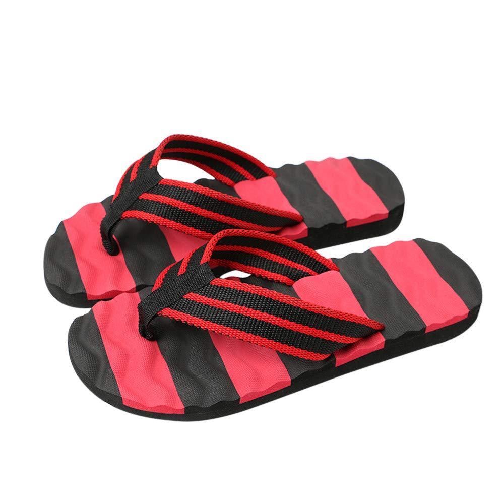 Bestow Sandalias de Verano para Hombre Zapatillas de Hombre Sandalias de Color a Juego de Playa Chanclas: Amazon.es: Ropa y accesorios