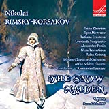 "The Snow Maiden, Act IV: Himn of Prise to Tne Sun-God Yarilo ""Свет и сила - Бог Ярило"""