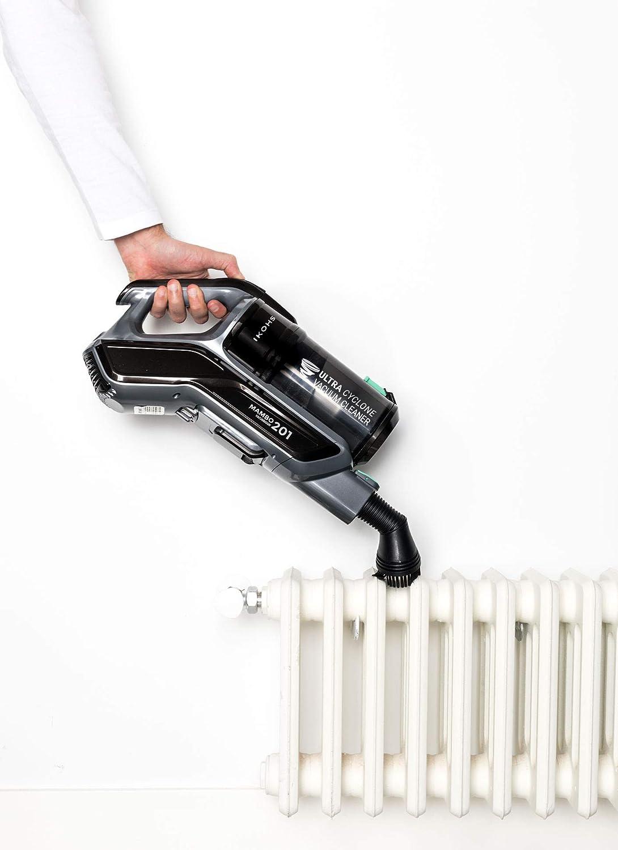 Aspirateur sans fil 99,9/% des bact/éries et germes tu/és sans produit chimique Multifonction,Filtration HEPA Grande Aspiration aspirateur balai IKOHS MAMBO VG201 22,2V R/éservoir : 600 ml