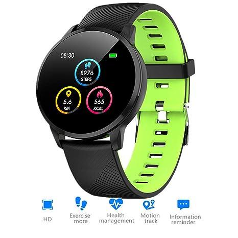 Amazon.com: QUARKJK Reloj inteligente de actividad física ...