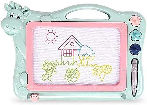 Juegos de Mesa de Dibujo Juguetes para niños: Tableta de Dibujo borrosa de Colores Educación Pad de Escritura: Regalo para niñas, niños, niños, niños, Viajes: Amazon.es: Juguetes y juegos