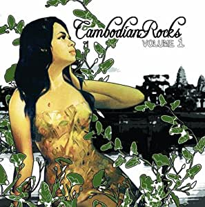Cambodian Rocks Volume 1 (3rd Edition)