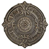 Paragon Picture Gallery Aged Rosette Wall Decor