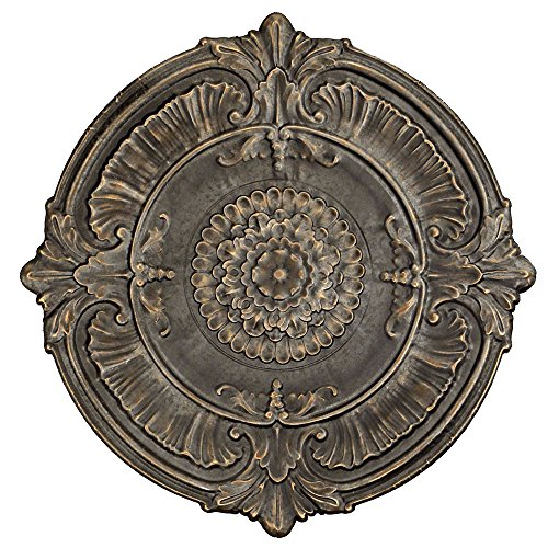 Paragon Wall Decor - Paragon Picture Gallery Aged Rosette Wall Decor