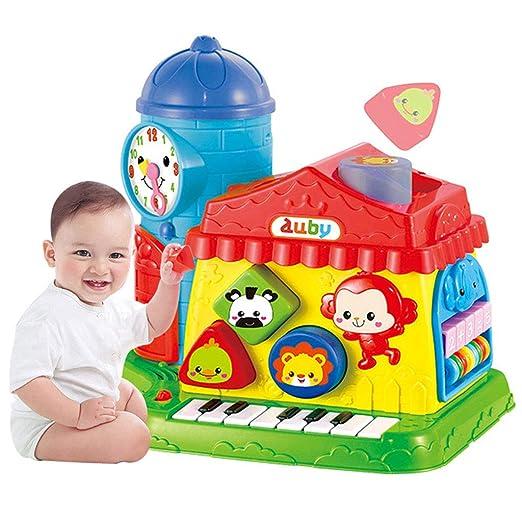 Cajas de música Mesa de Juguetes Multifuncional para niños ...