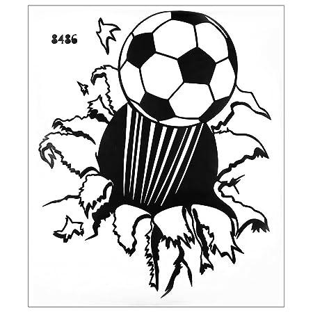 3d Football - Balón de fútbol americano de pared adhesivo arte PVC ...