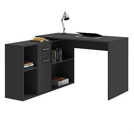 Schreibtisch Bürotisch Arbeitstisch Eckschreibtisch WM081