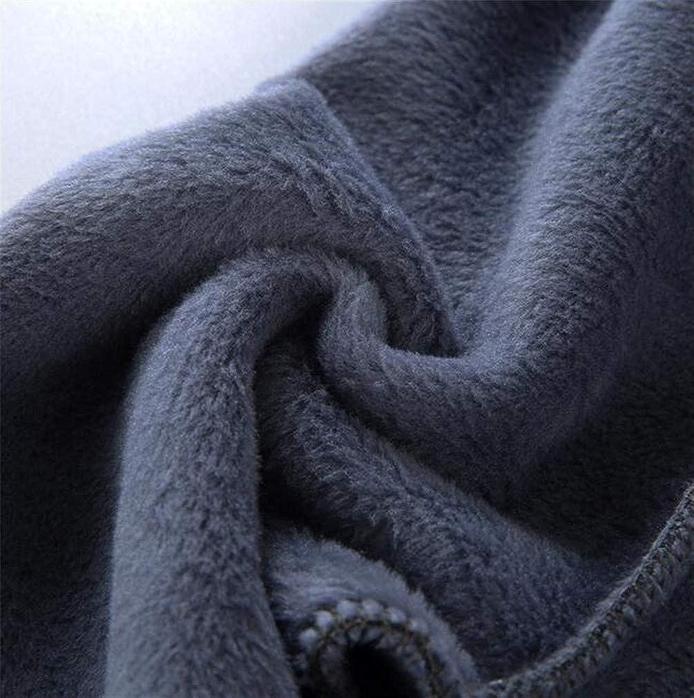 Joe Wenko Girl Running Faux Fur Lined Thicken Elastic Waist Fleece Stretch Legging