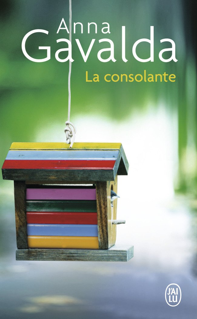 """Résultat de recherche d'images pour """"la consolante anna gavalda"""""""