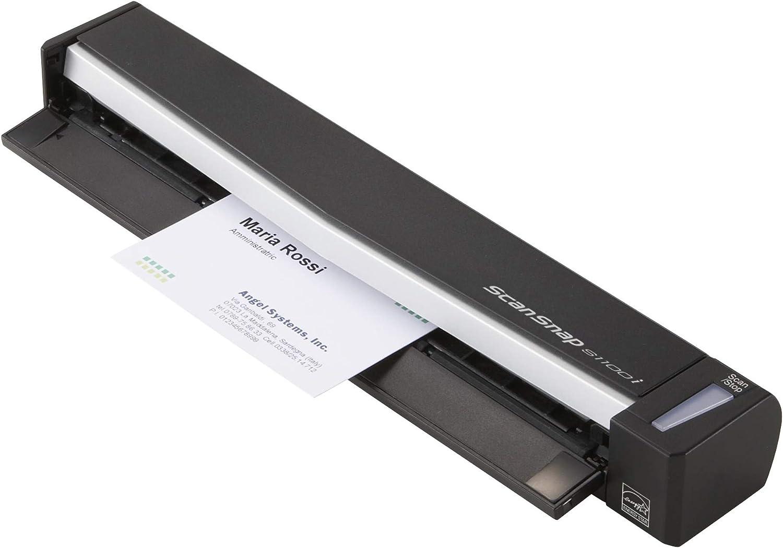 Fujitsu SCANSNAP S1100i MOBILE SCANNER PC//MAC