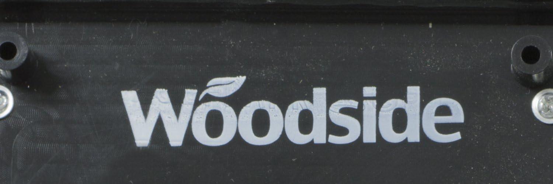 Woodside Lot de 2 lanternes suspendues /à /énergie Solaire