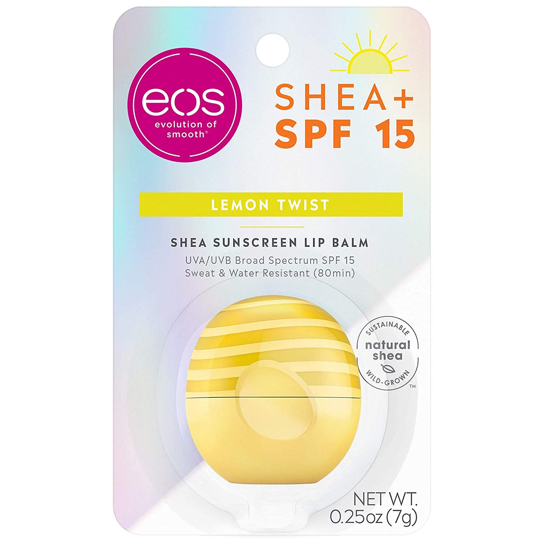Eos Eos Lip Balm #Lemon Twist Spf15 7 Gr - 1 Unidad: Amazon.es