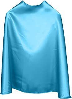 "product image for Superfly Kids 22"" Childrens Superhero Cape (Ocean Blue)"