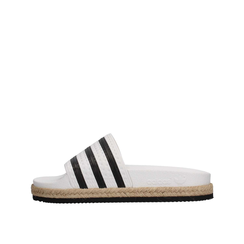 Adidas CQ3092 Zapatilla Mujer 5 White En línea Obtenga la mejor oferta barata de descuento más grande