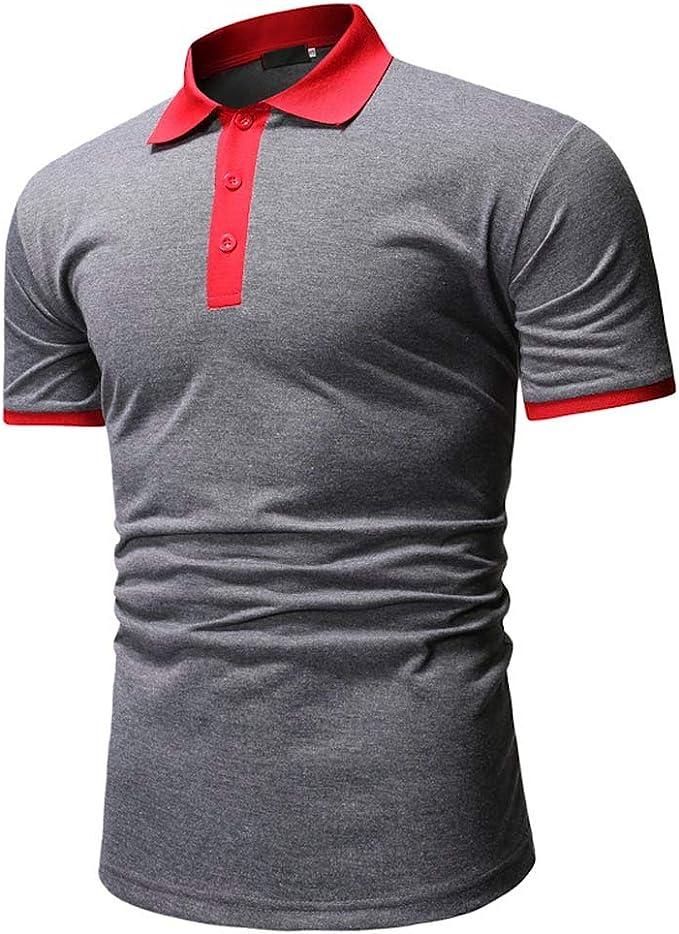 Camisa Hombre, Camisetas Casuales de impresión de Tallas Grandes ...
