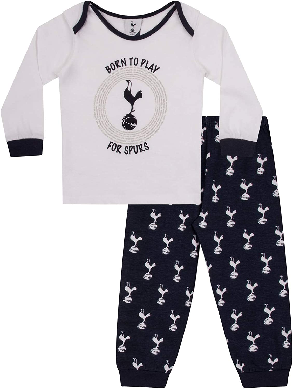 Tottenham Hotspur FC - Pijama Oficial para niño: Amazon.es: Ropa y accesorios
