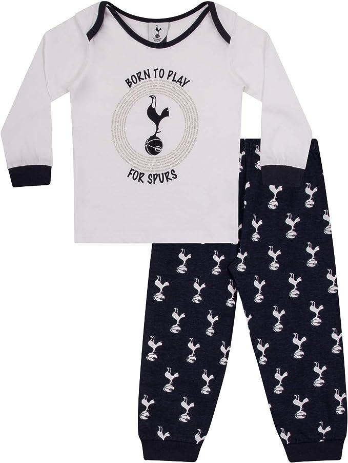 Premier League Baby Jungen Tottenham Hotspur FC Zweiteilige Schlafanz/üge