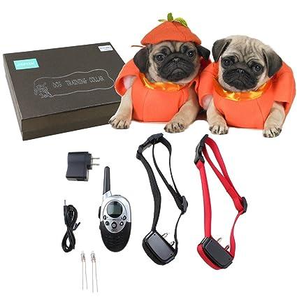 agptek dog shock collar manual