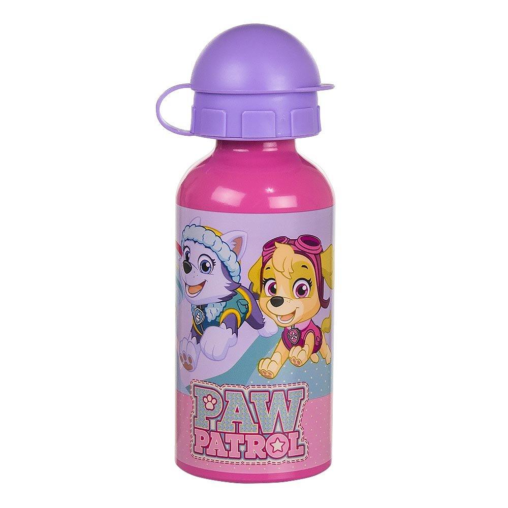 Paw Patrol Kids School Water Bottle Canteen Aluminium Flask