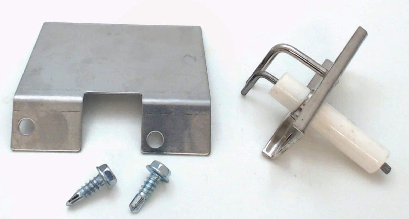 Grilling Corner Ceramic Electrode & Mounting Bracket for Sonoma 949725CGR27, 949725CGR30, Electrolux E57LB60ESS, E57LK60ESS, Altima AGR30P, AGR30PF by Grilling Corner