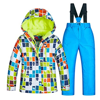 Chaqueta de esquí con capucha y traje de nieve ais Traje de ...