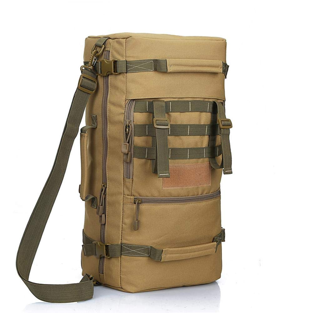 A Camping Backpack, Hiking Backpack Outdoor Sport Daypack Travel Bag for Climbing Camping Touring Mountaineering