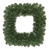 Vickerman Oregon Fir Square Wreath