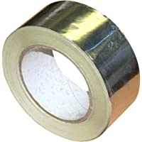 ThermaWrap TAPE01 30µ 50m x 50mm Aluminium Foil Tape Acrylic Based Adhesive to Ensure Strong Watertight Bond