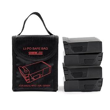 Halten Sie 1pc Lipo Safe explosionsgeschützte Schutzhülle für DJI Mavic 2
