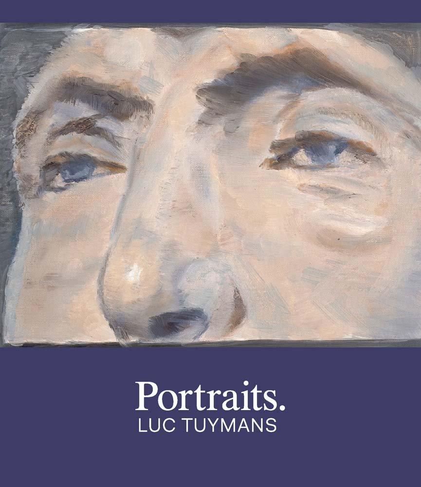 Portraits: Luc Tuymans